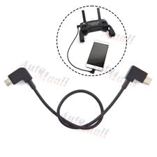 Cable for DJI MAVIC PRO AIR Spark Drone Remote Controller RC Micro USB to Type-C