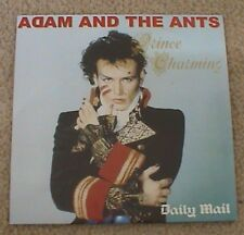 1981 Adam & The Ants - Prince Charming (Daily Mail Promo) Stand And Deliver