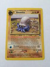 Carte Pokemon AMONITA 60/75 Commune Néo Discovery Wizard FR