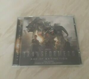 Transformers - The Age of Extinction - The Score (CD) Brand New Sealed
