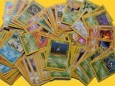 Original Pokemon Bundles Of x30 Cards - Base Set, Jungle, Fossil, Neo's + More!