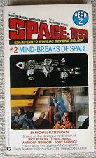 Space 1999 Mind-Breaks of Space (Year 2 #2) Michael Butterworth Pb 1st Warner