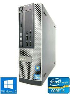 Dell Optiplex 7010 SFF - 500GB HDD, Intel Core i5-3470, 8GB RAM - Win 10 Pro