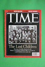 TIME  magazine MARCH 25 1996 THE LOST CHILDREN ICE SKATING:HOTTER THAN EVER