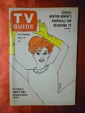Ohio September 5-11 1964 LUCY Lucille Ball Kamala Devi is Mrs. Chuck Connors