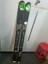 Rossignol Twin-tip Skis With Bindings RossignolSize 172 Cm