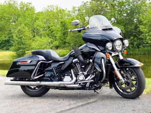 2017 Harley-Davidson Touring Ultra Limited Low FLHTKL FLHTK Street Glide FLHXS
