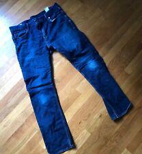 Banana Republic, men's blue jeans, slim 34w, 32l