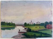 Romantic Landscape, Um 1900