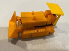 Transformers G1 knock off Diaclone Devastator Bonecrusher Taiwan version orange