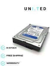 WD (WD2500AAKX) Blue 250gb Desktop 7.2K SATA 6 Gb/s 16MB 3.5 HDD   Grade A