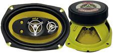Pyle Gear X PLG69.5' 450 Watt 6'' x 9' Five-Way Speakers (Pair)