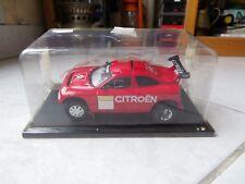 Citroen ZX Rallye Raid 1992 1/43 Atlas Universal Hobbies miniature presse