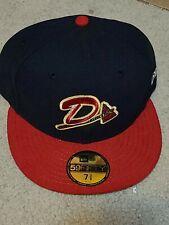 Danville Braves New Era 5950 Cap Hat NWT 7 1/4