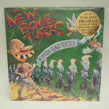 """The New Bomb Turks - Information Highway Revisited CRYPT LP-049 (1994) 12"""" LP EX"""