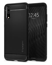 Cover Huawei P20 2018 Spigen Custodia Protettiva [Rugged Armor] Max Protection