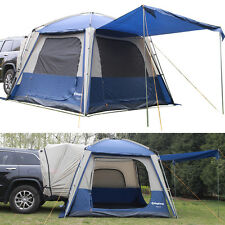 KingCamp Camping SUV Family Tent Truck Car Waterproof Canopy Outdoor Travel Gear