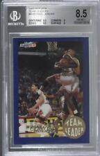 1992-93 Fleer Team Leaders Michael Jordan #4 BGS 8.5 HOF