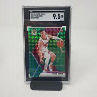 '19 Tyler Herro Panini Green Mosaic Prizm SGC 9.5 Gem Mint Rookie COMP PSA / BGS