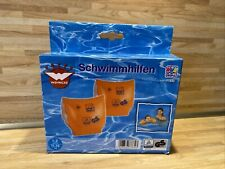 Neue Schwimmflügel 11-15 kg Happy People Wehncke 77830 TÜV zertifiziert