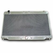 CX Aluminum RADIATOR for 2G 95-99 Turbo 4G63 ECLIPSE TALON 2 ROWS DUAL CORE MT