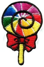 Rainbow Flag Small Embroidered Patch R009P LGBTQ Gay Rights Queer Pride