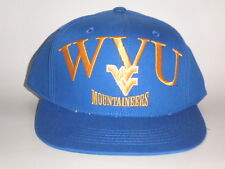 West Virginia Mountaineers SO FRESH Blue Snapback Hat ($30) NEW Flatbill Cap WVU