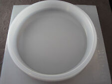 """Resin Mold SECONDS Round Base 6"""" 153mm Display Stand Plaque Candle"""