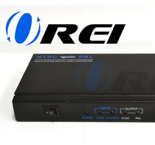 Orei X100 PAL to NTSC Video Converter Multisystem Secam