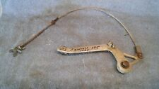 PENTON JACKPINER 175 REAR BRAKE LEVER & CABLE Free S&H