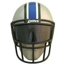 NEW NFL DETROIT LIONS FAN MASK HELMET GAME DAY GEAR