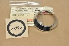 NOS Yamaha 1986-87 Fazer FZX700 Front Fork Chrome Dust Seal Cover 1UF-23148-00