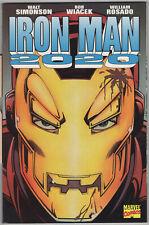 Iron Man 2020 tpb, Walter Simonson, Bob Wiacek