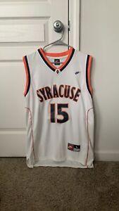 Carmelo Anthony Syracuse Orange Nike Jersey Men's L Melo Cuse Orangemen NCAA