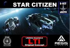 STAR CITIZEN AEGIS Vulcan LTI - Original Concept Sale