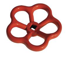 Handrad Ventil Ventilrad Vierkant 11mm für Verteiler Storz Standrohr Feuerwehr