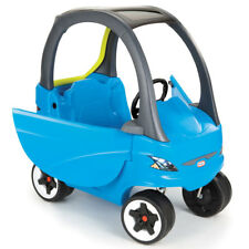 Little Tikes Kids Toddler Cozy Coupe Sport Outdoor Ride On Push Toy Car, Blue
