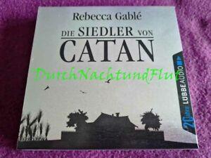 CD HÖRBUCH HISTORISCH | REBECCA GABLÉ | DIE SIEDLER VON CATAN