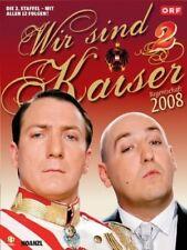WIR SIND KAISER 2 (Robert Palfrader, Rudi Roubinek) 3 DVDs NEU+OVP