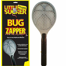 HANDHELD ELECTRIC ELECTRONIC FLY BUG WASP MOSQUITO KILLER SWATTER SWAT ZAPPER
