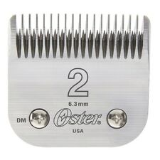 """New Oster Hair Clipper Blade 2"""" - Fits Classic 76, Star-Teq, Power-Teq Powerline"""