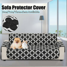 3 Seater Waterproof Sofa Couch Cover Slipcover Furniture Protector Chair
