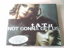 TATU - NOT GONNA GET US - UK CD SINGLE - T.A.T.U
