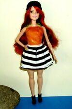 Unbespielt,Barbie Fashionistas Skipper,Petite mit rotgesträhnten Haaren