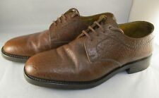 Mens Loake Bros Oxford Dress Shoes No 034T Highland Grain Calf Leather  Size 7