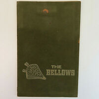 The Bellows Vintage Felt Restaurant Menu - San Marcos, CA
