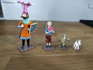Pixi Moulinsart Tintin demande le permis de chasse no Leblon