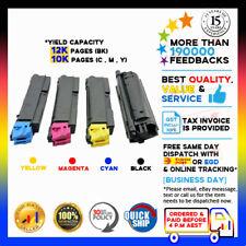 4x NoN-OEM TK-5154 TK5154 Toner for Kyocera P6035 M6535 P6035CDN M6535CDN