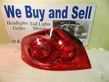 INFINITI G35 07-08 G37 09-13 G25 11-12 SEDAN LEFT/DRIVER SIDE OEM LED TAIL LIGHT