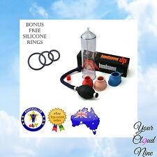 Male Personal Vacuum Penis Pump Enhancement Enlarger Massager Device